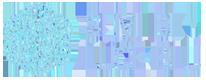 Semi di luce blu Logo